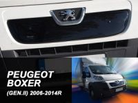 Winter Grille Insert front for Peugeot Boxer II.gen 2006-2014
