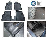 Waterproof rubber car mat Volvo XC90 2002=>
