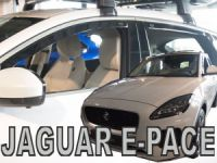 Window deflector Jaguar E-pace 4D 2018r =>, front+rear