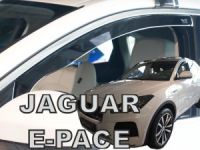 Window deflector Jaguar E-pace 4D 2018r =>, front