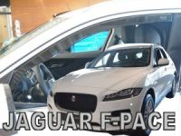Window deflector Jaguar F-pace 4D 2018r =>, front