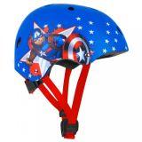 Children's freestyle helmet Captain America 54-58cm