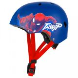 Children's freestyle helmet Spiderman  54-58cm