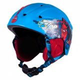 CHILDREN'S HELMET Ski, Snowboard Spiderman 54-58 cm