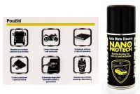NANOPROTECH Auto Moto ELECTRIC 150 ml Yellow