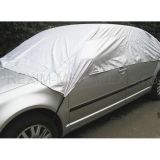 Car cover silver L 285x172x60 cm