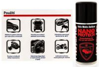 NANOPROTECH Auto Moto ANTICOR 150 ml RED