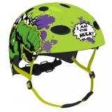 Children's freestyle helmet X-men hulk 54-58cm