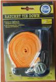 Ratchet Tie Down 4,5 m, 300kg