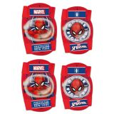Knee and elbow pads for kids Spiderman člověk pavouk