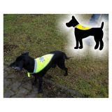 Dog reflective safety vest to 15kg