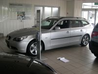 Door protector strips BMW 5 Touring 2005r HDT