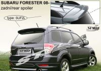 Rear spoiler wing for SUBARU Forester 2008r =>