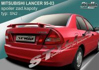Rear spoiler wing for MITSUBISHI Lancer 95-2003r
