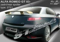 Rear spoiler wing for ALFA Romeo GT 2003r =>