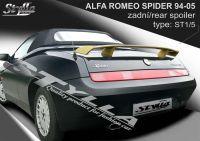 Rear spoiler wing for ALFA Romeo spider 1994-2005r