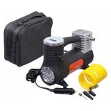 Air compressor 12V POWER BULL with LED light