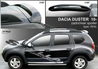 Rear spoiler wing for DACIA Duster 2010r => 2014r =>