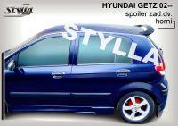 Rear spoiler wing for HYUNDAI Getz 2002r =>