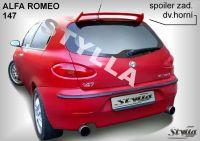Rear spoiler wing for Alfa Romeo 147, 2001r =>