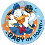Baby on board Donald 18 cm