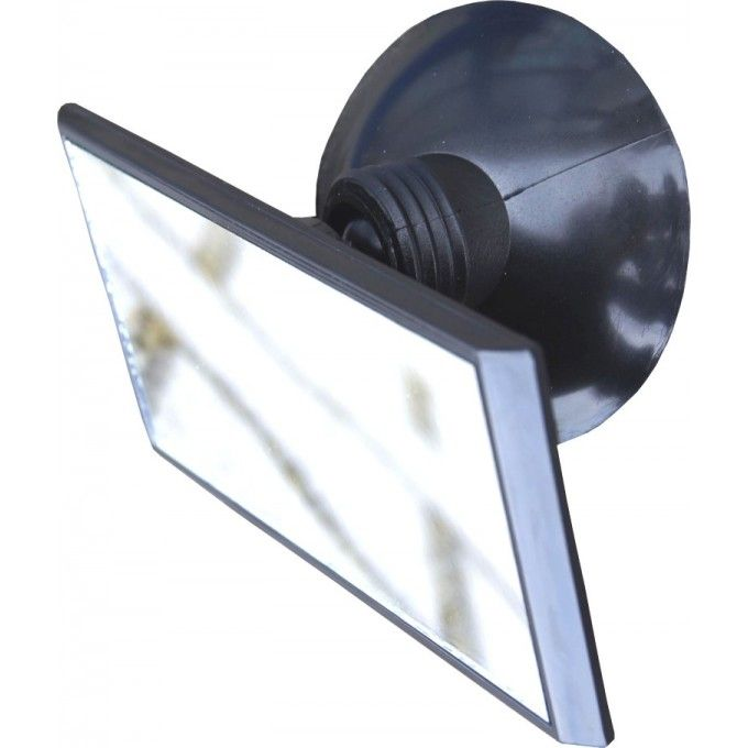 Interior flat mirror125 x 54 mm Plus