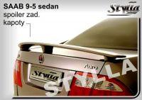 Rear spoiler wing for SAAB 9-5 sedan 1997r =>