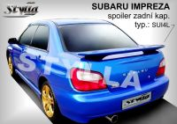 Rear spoiler wing for SUBARU Impreza 00-2008r