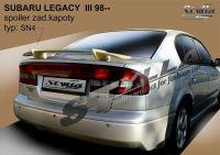 Rear spoiler wing for SUBARU Legacy 98-2003r