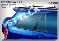 Rear spoiler wing for TOYOTA RAV 4, 2002-2006r