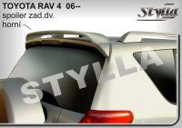 Rear spoiler wing for TOYOTA RAV 4, 2006r =>