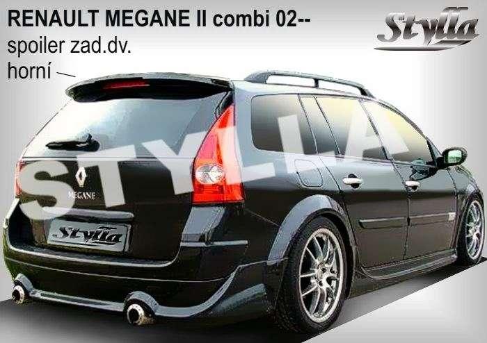 Car Spoilers for RENAULT Megane combi 2003r => Stylla