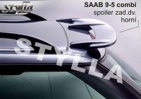 Rear spoiler wing for SAAB 9-5 combi 1998r =>