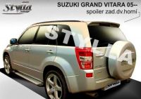 Rear spoiler wing for SUZUKI Grand Vitara 2005r =>