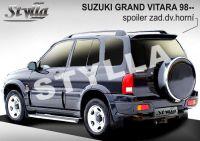 Rear spoiler wing for SUZUKI Grand Vitara 98-2005r