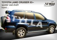 Rear spoiler wing for TOYOTA Land Cruiser 2002r =>
