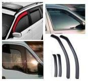 Window deflector, Sun visors, winter protector