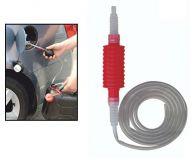 Pumping for oil, air, petrol,...