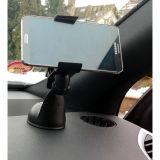 Universal car phone holder 50-110 mm, 360°