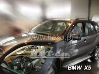 Window deflector BMW X5 5D 2001--06, front door