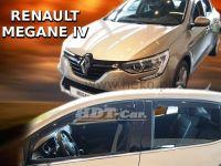 Window deflector Renault Megane IV 5D 16R htb =>, front + rear door