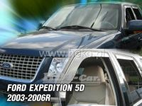 Window deflector  Ford Expedition 5D 03--06R front + rear door