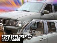 Window deflector Ford Explorer 5D 02--05 front  door
