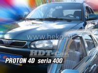 Window deflector  PROTON 4D, ser 400, front + rear door