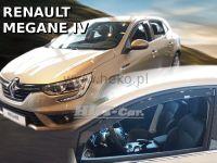 Window deflector Renault Megane IV 5D 16R =>, front door