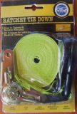 Ratchet Tie Down 4,5 m, 600 kg