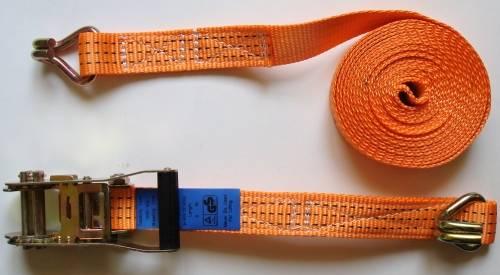 Ratchet Tie Down 2t 6m Vyrobeno v EU