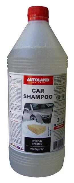 Car Shampoo 1L nano