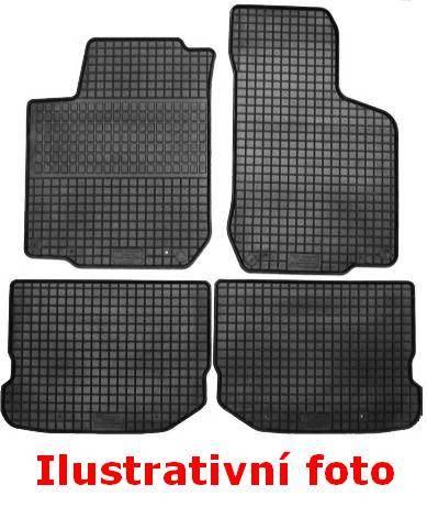 Rubber Car Floor Mat for Alfa Romeo 159 Rigum