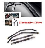 Window deflector Audi 100 4D 82--91R front  door